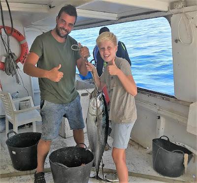 Excursión de Pescaturismo en Andratx