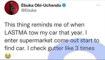 Ebuka Reacts To Nini's Search