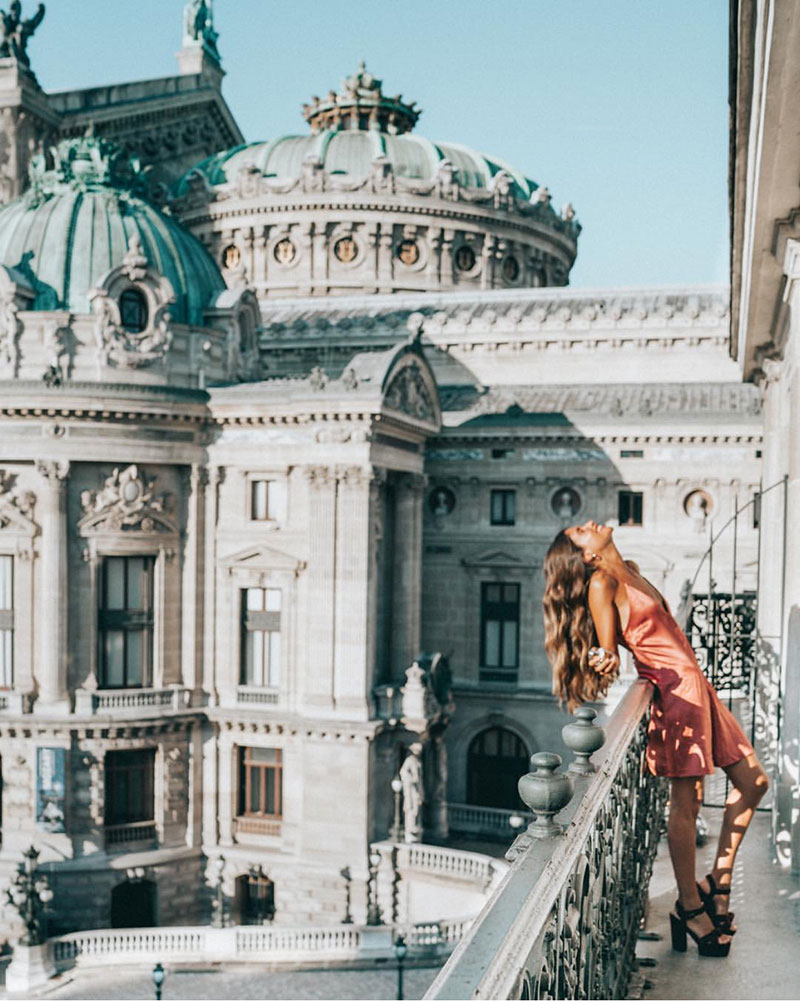 From Instagram - Blogger Style Inspiration | No. 12: Belen Hostalet, Barcelona