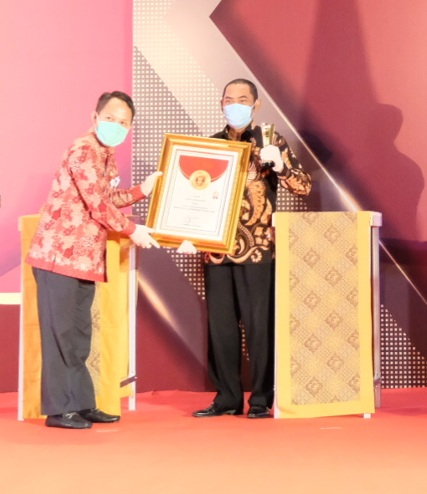 Kota Surakarta Raih Innovative Government Award 2020