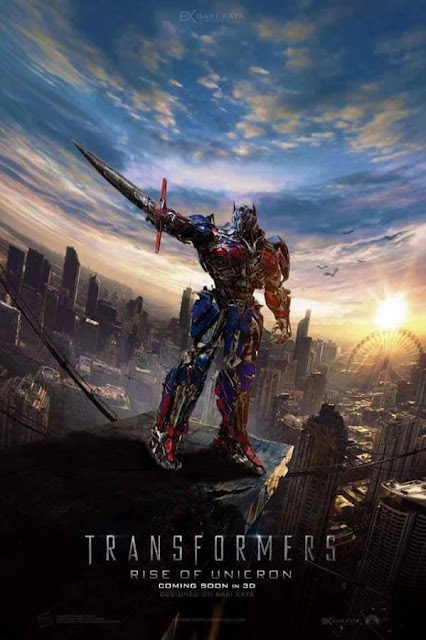 Transformers Rise of Unicorn 2016