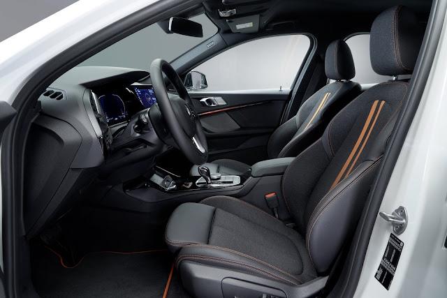Novo BMW Série 1 2020