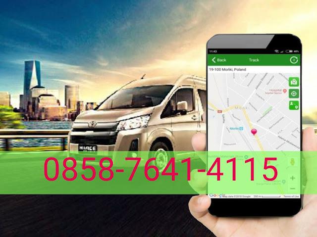 Gps Tracker Mobil Truk Motor Bus Alat Berat Semarang
