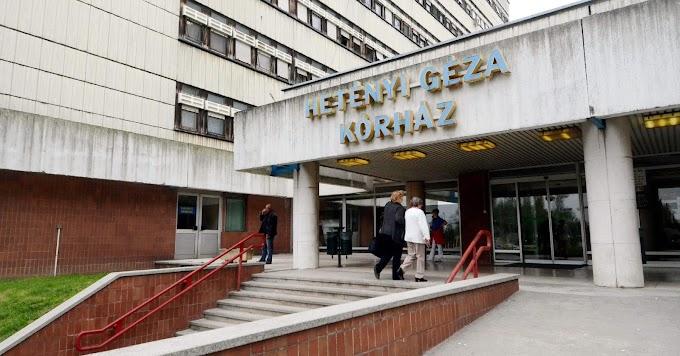 Közel 70 millió forintot hagyott a szolnoki Hetényi Kórházra egy Kanadába emigrált magyar férfi