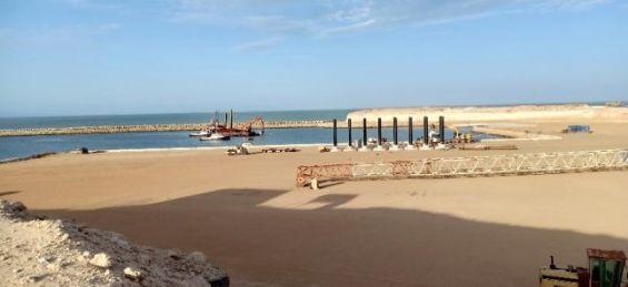 """أفتخر يا مغربي """"ميناء """"الكركرات"""" رهان جديد للتجارة الإفريقية"""