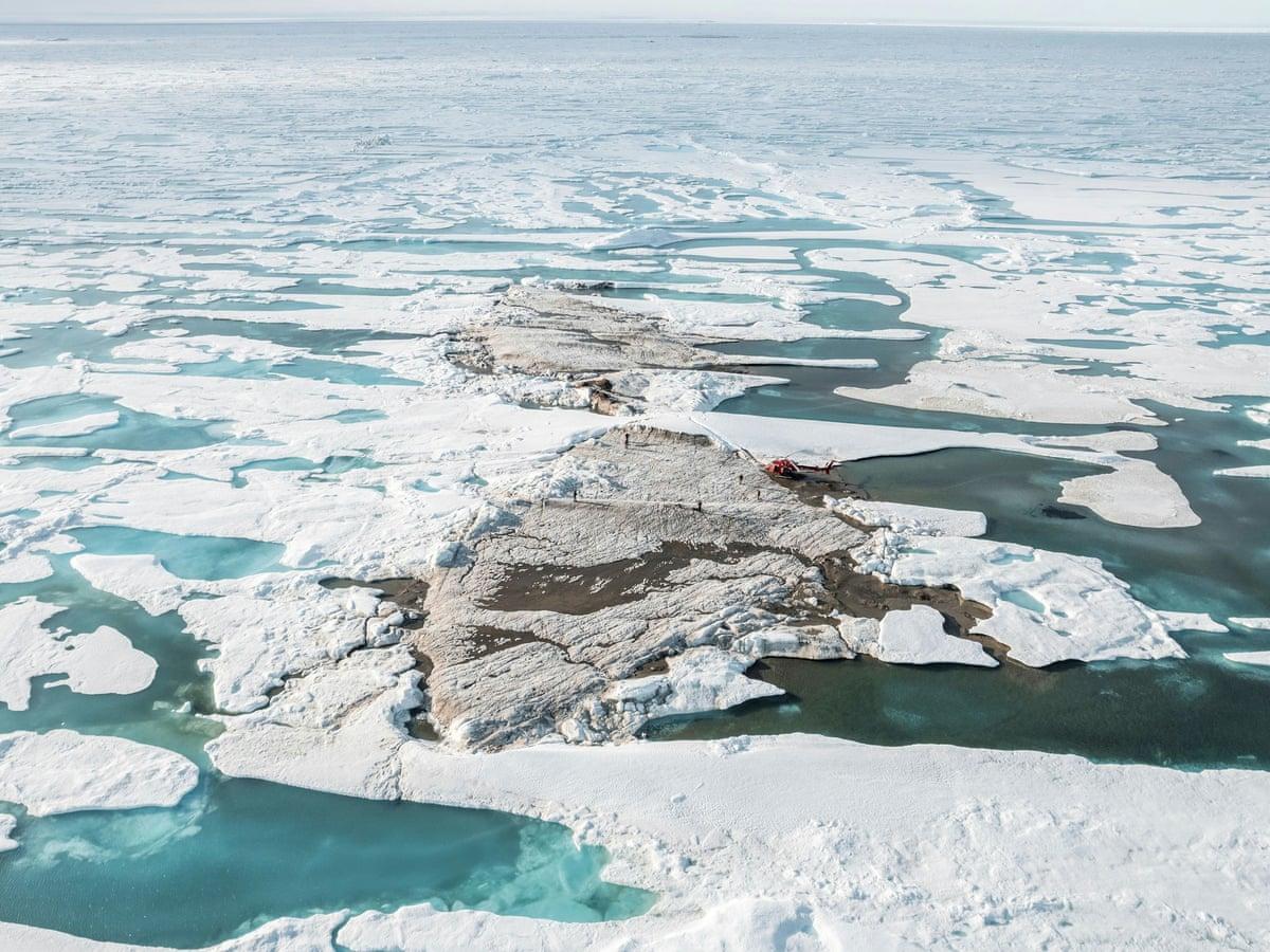 Northernmost Island Greenland