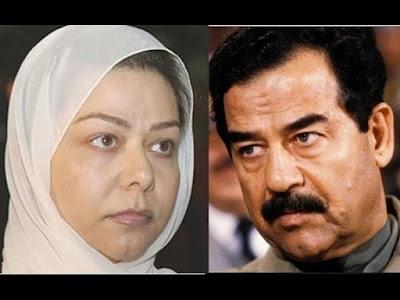 """ماذا قالت رغد صدام عن إعدام أبيها و""""داعش"""" وترامب؟ فيديو"""