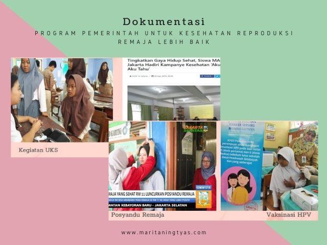 dokumentasi kegiatan pemerintah untuk remaja