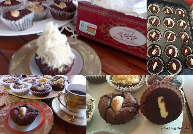 Muffins, Cupcakes ,chocolats, pashmak