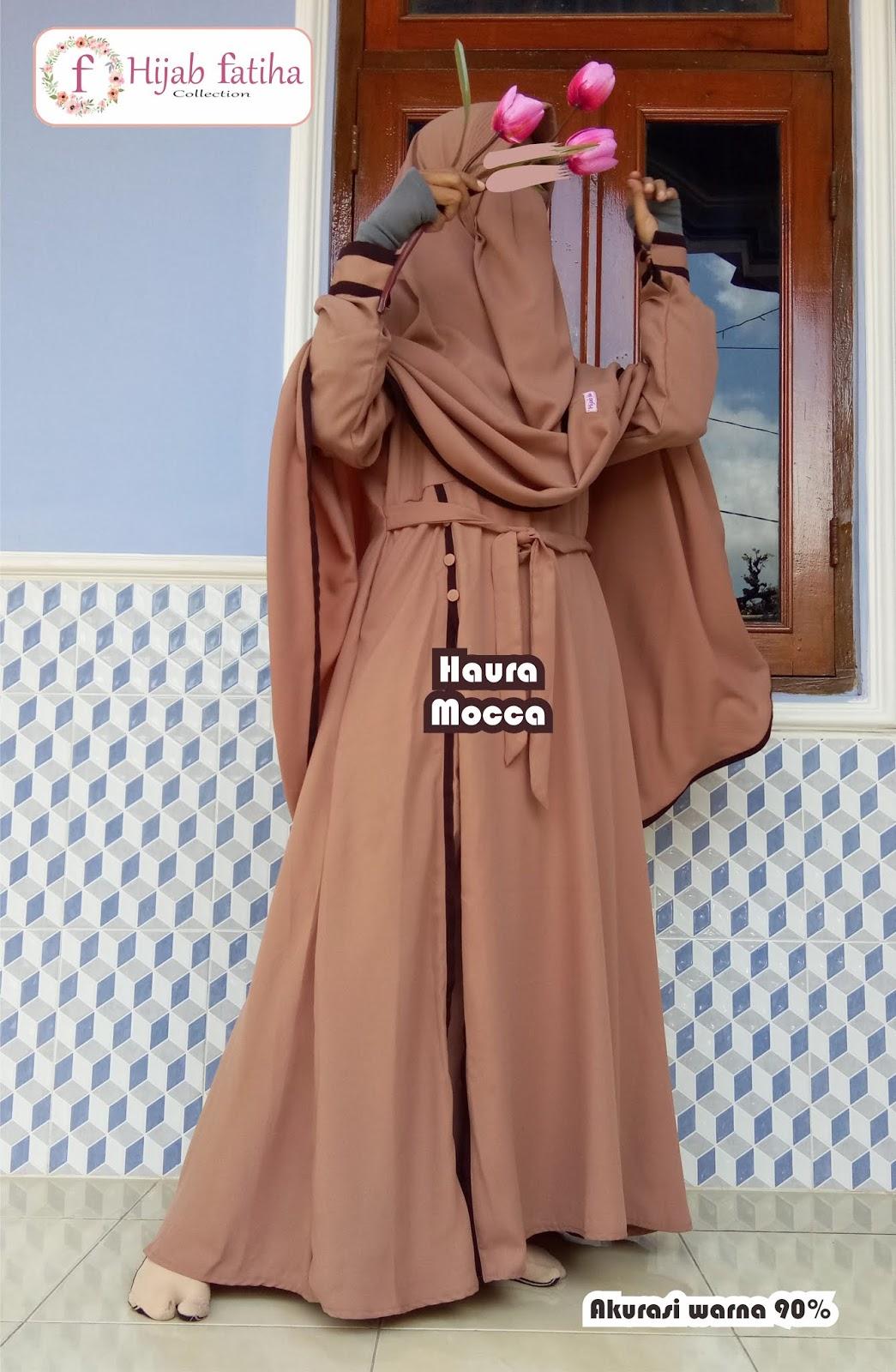 Produsen Gamis Hijab Fatiha 2019