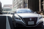 Toyota Crown 2018, Sedan Minister, Fabulous and Dusted Digital Technology