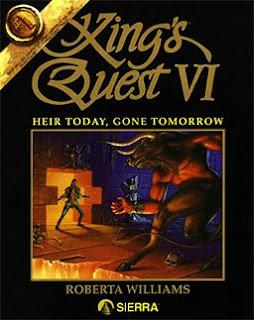 Descargar King's Quest VI: Heir Today, Gone Tomorrow