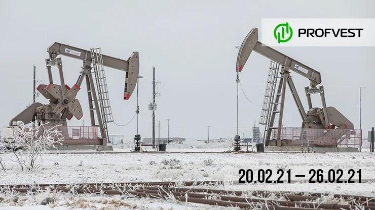 Важные новости из мира финансов и экономики за 20.02.21 - 26.02.21