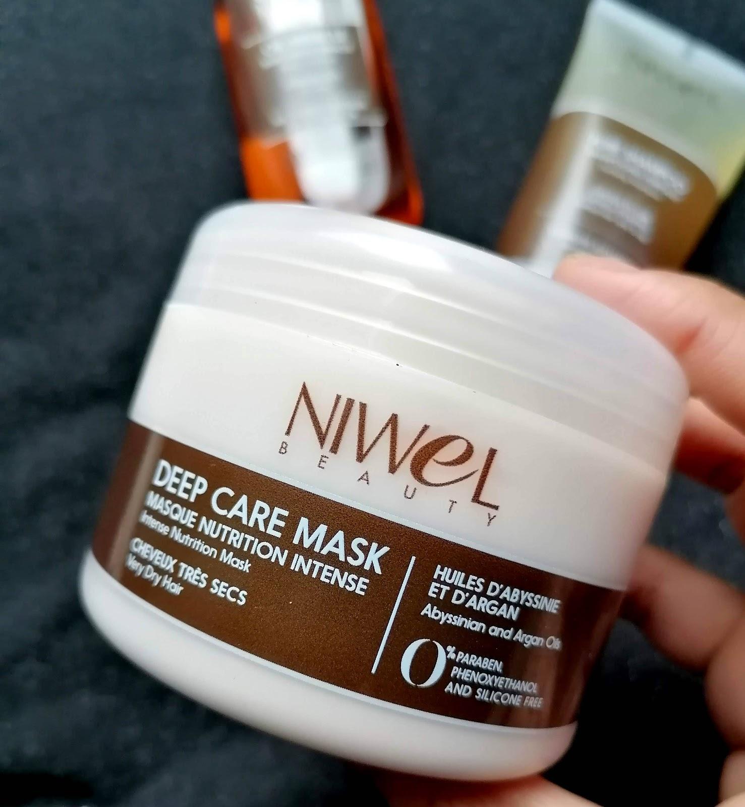 NIWEL, une routine de soins pour les curly girls!