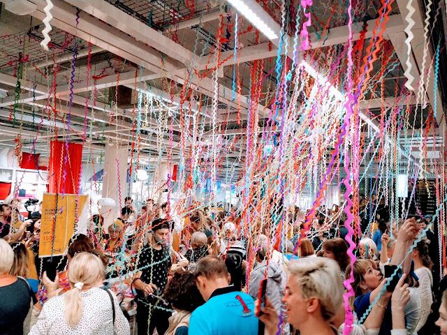 "Открытие магазина IKEA в ТРЦ ""Авиапарк"""