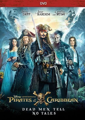 Pirates of the Caribbean: Dead Men Tell No Tales [2017] Final [NTSC/DVDR] Ingles, Español Latino