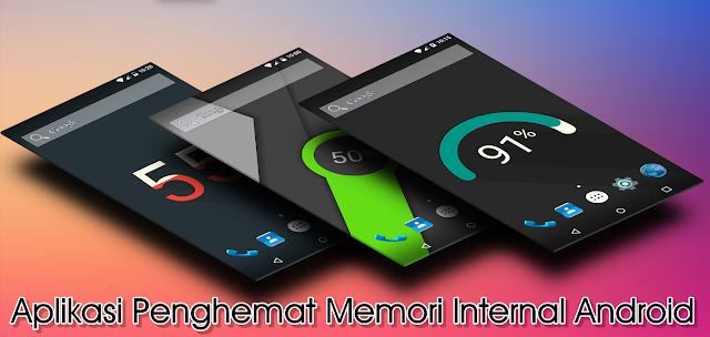 Gambar Aplikasi Penghemat Memori Internal Android