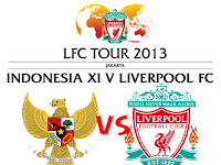 Indonesia vs Liverpool