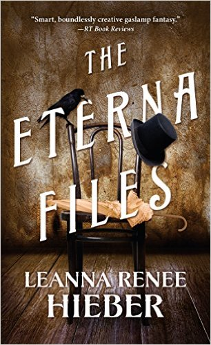 THE ETERNA FILES (Book 1)