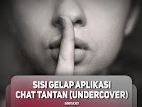 Sisi Gelap Aplikasi Chat Tantan (18+ Undercover)