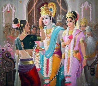 Lord Ram and Sita hd wallpapers images