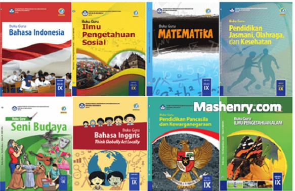 Buku Guru Dan Buku Siswa Smp Kelas 9 Kurikulum 2013 Rev 2018 Mashenry Com