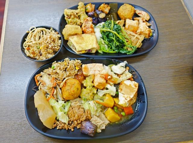 心悅齋素食館吃到飽~宜蘭羅東素食、歐式自助餐吃到飽