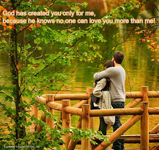 god has created you only for me Bülent boz