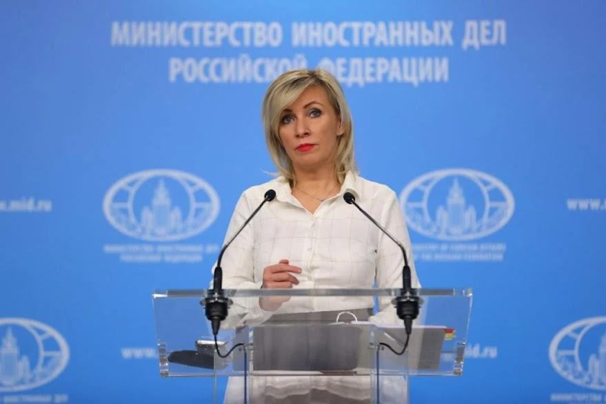 Καταγγελία του ρωσικού ΥΠΕΞ για πιέσεις των ΗΠΑ στην ελληνική ιεραρχία!