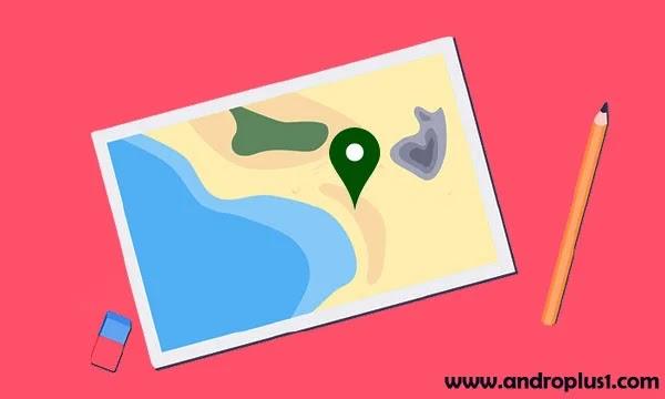 كيفية اضافة موقع جغرافي على خرائط جوجل بشكل دائم