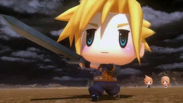 رسميا لعبة World of Final Fantasy قادمة لجهاز PC في هذا الموعد
