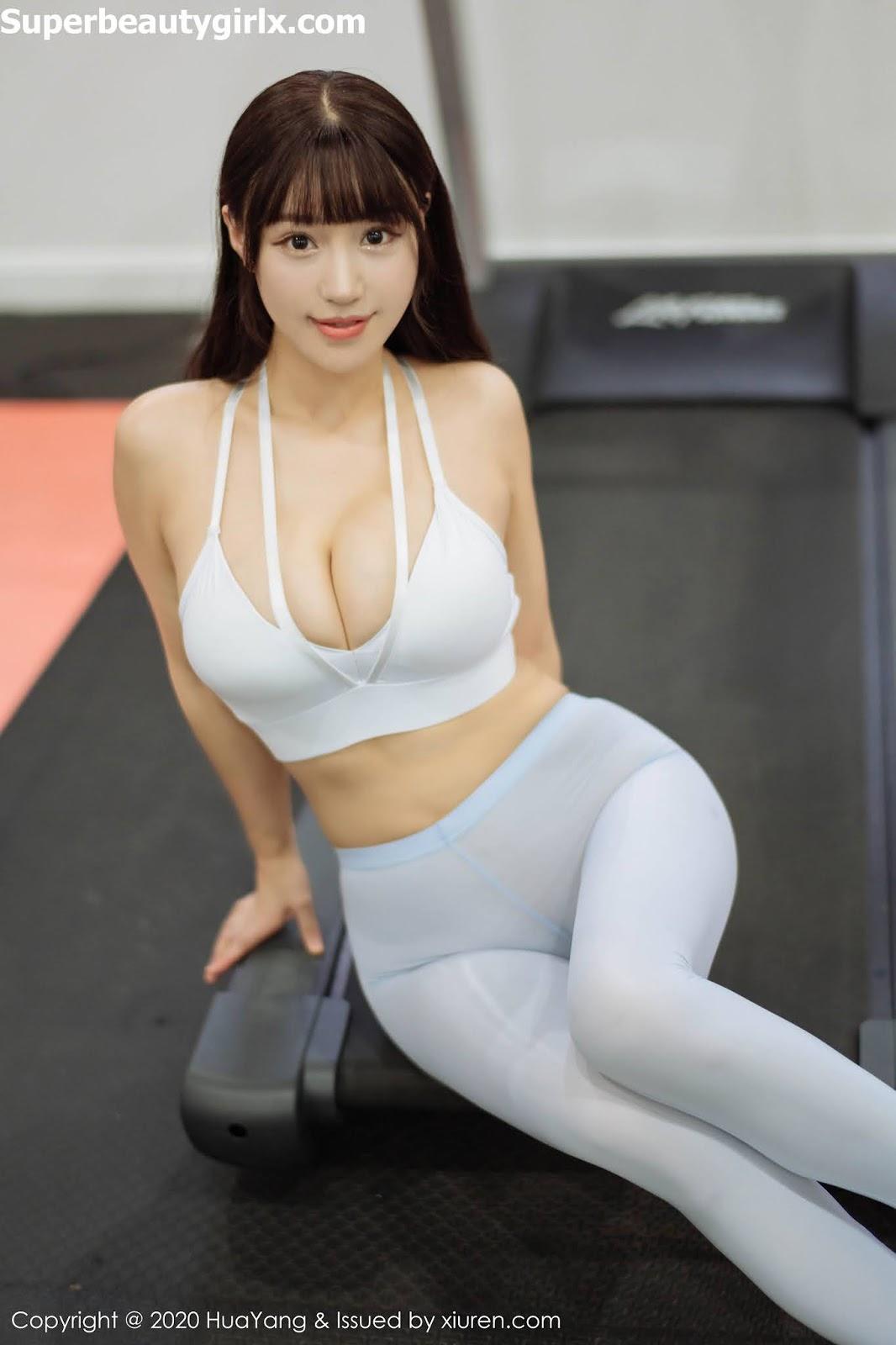 HuaYang-Vol.235-Zhu-Ke-Er-Flower-Superbeautygirlx.com
