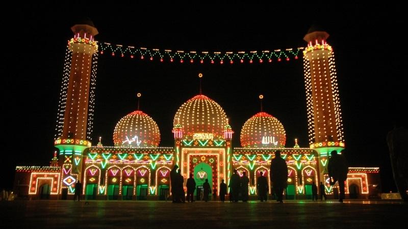 Shab-e-Mairaj observed with religious fervor