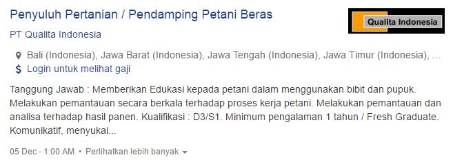 Lowongan Kerja Terbaru Kabupaten Lima Puluh Kota 2019