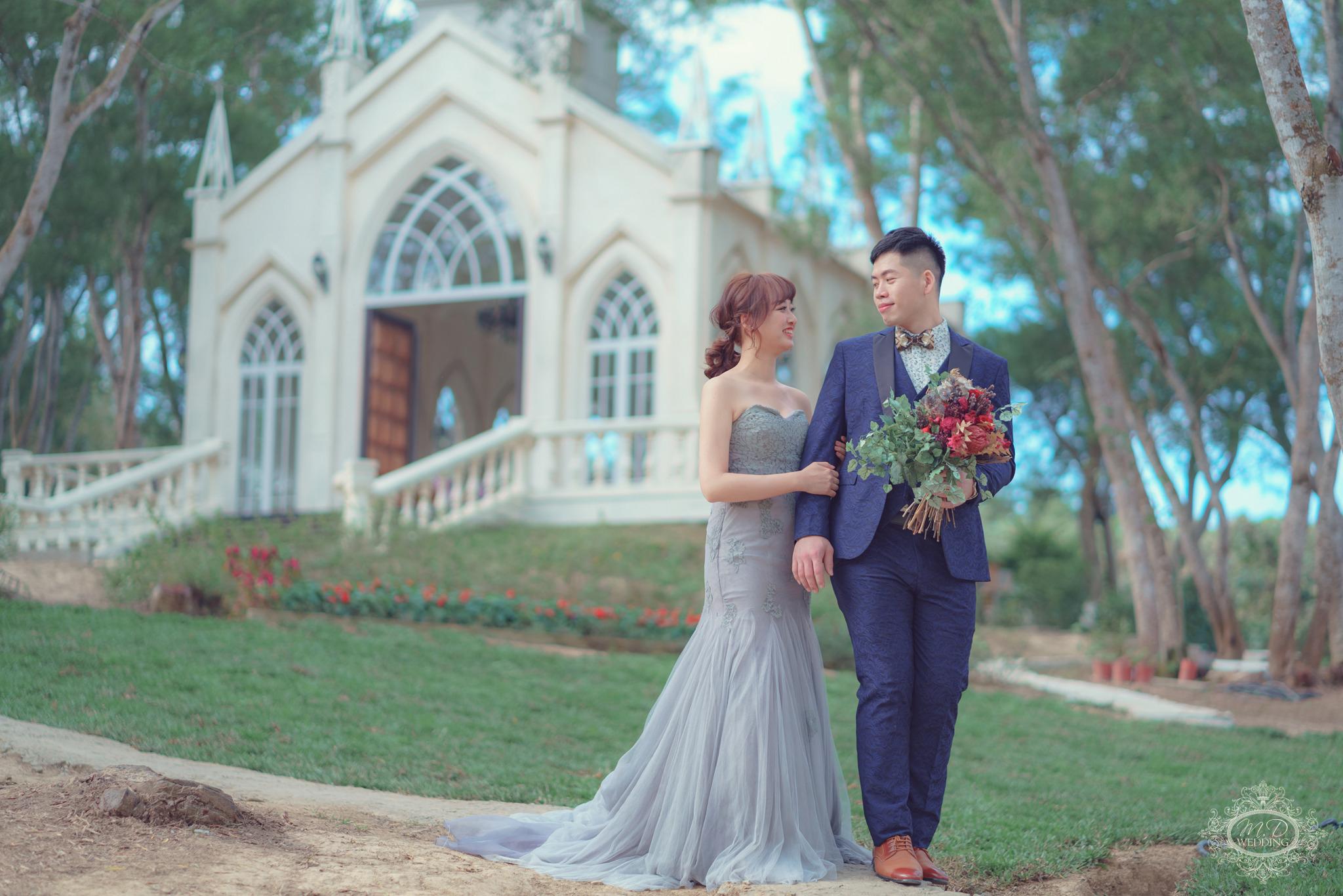 苗栗格林奇幻森林攝影基地 夢幻童話森林 浪漫風格 逆光婚紗 台北婚紗推薦
