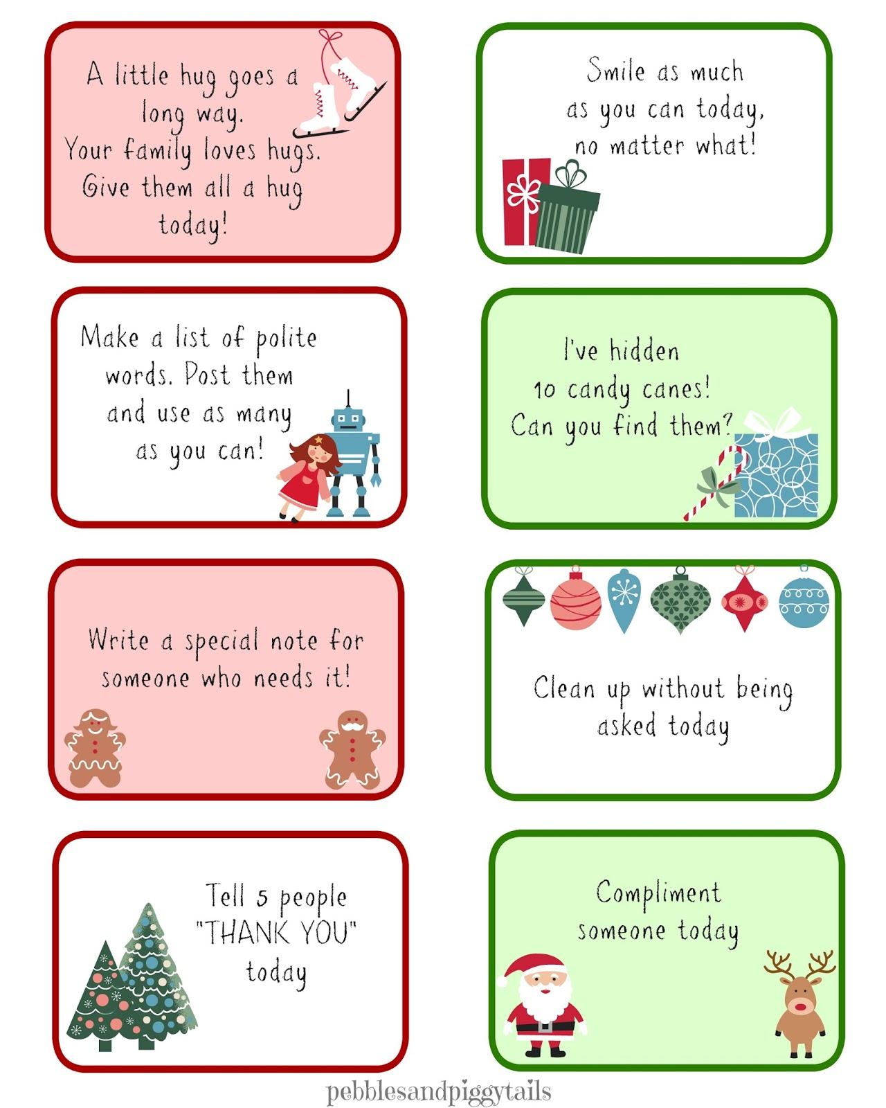 Making Life Blissful Christmas Kindness Elves