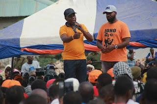 Former Kisauni MP Rashid Bedzimba. PHOTO | FILE
