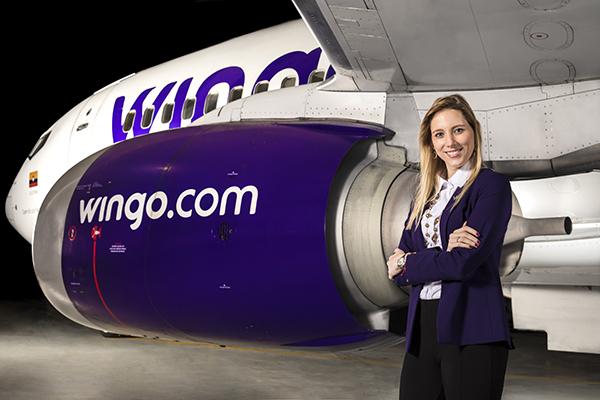 Wingo-Carolina-Cortizo-Directora-General-aerolíneas