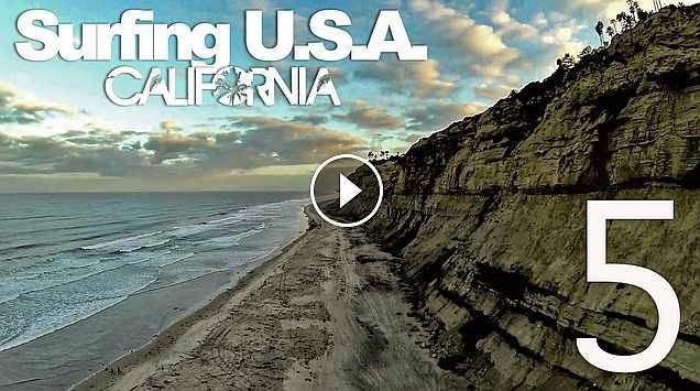 Surfing USA CALIFORNIA Part 5 - LuzuVlogs