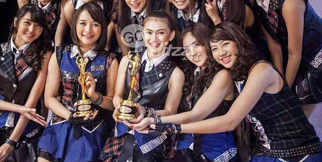 jkt48 menangkan ami awards