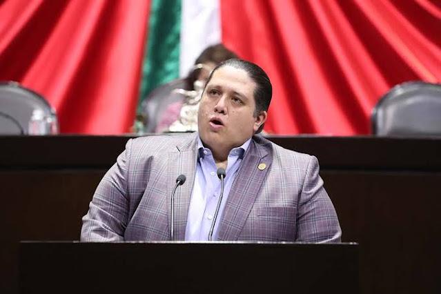 Propone Luis Mendoza normar comercialización del ácido sulfúrico