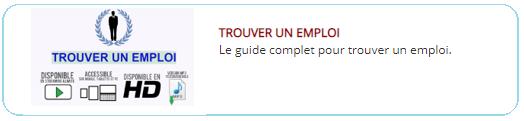 Trouver un emploi: le guide complet