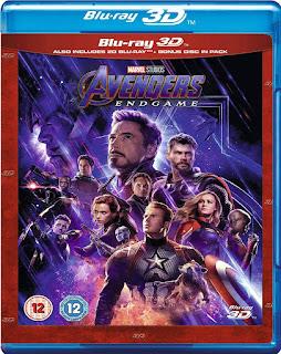 Avengers: Endgame [BD25 3D] *Con Audio Latino