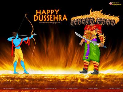 Happy Dussehra Whatsapp Images