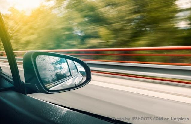 Reflexão com analogia entre dirigir na estrada e na vida