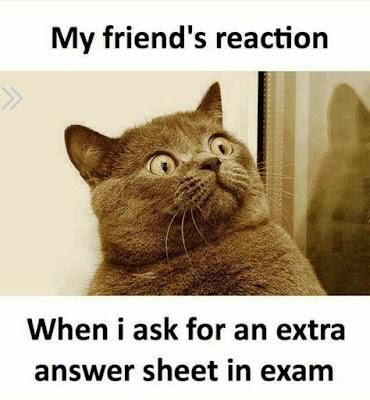 Exam Quotes Funny