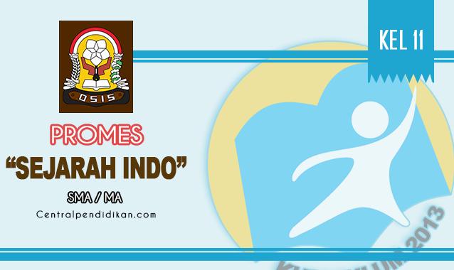 Promes Sejarah Indonesia Kelas XI SMA