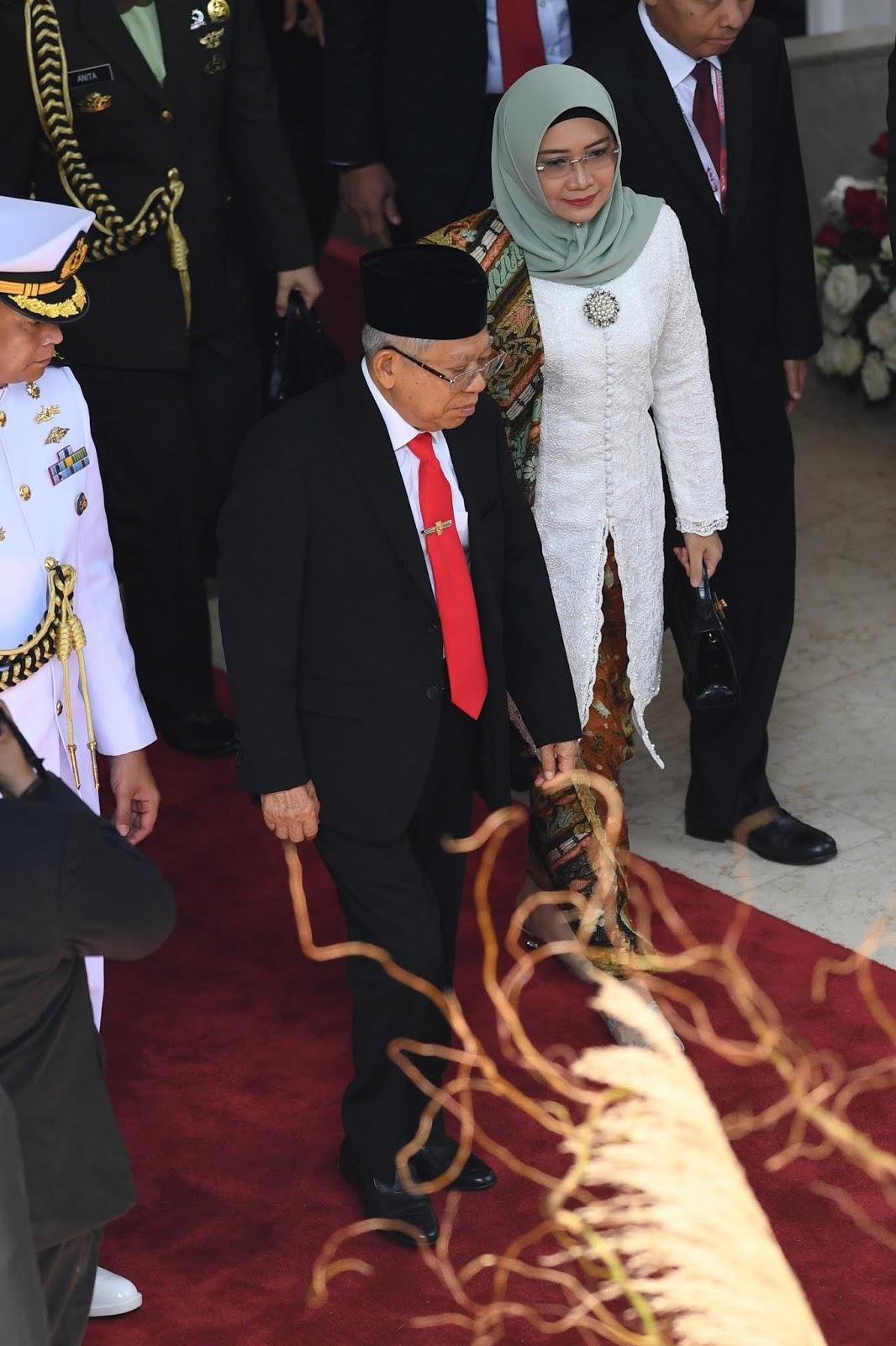 Subhanallah, Harga Tas Istri Wakil Presiden Hanya Rp800 Juta?