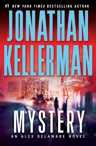 Mystery by Jonathan Kellerman - book cover