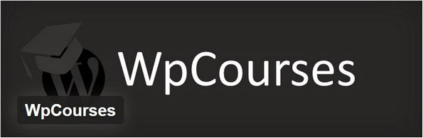 WpCourses plugin for WordPress platform